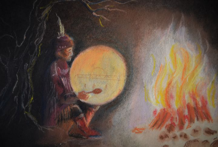 Shamanic tales - Nataliya Samoylova