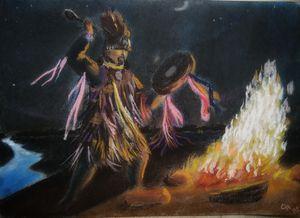 The Shaman's Ritual