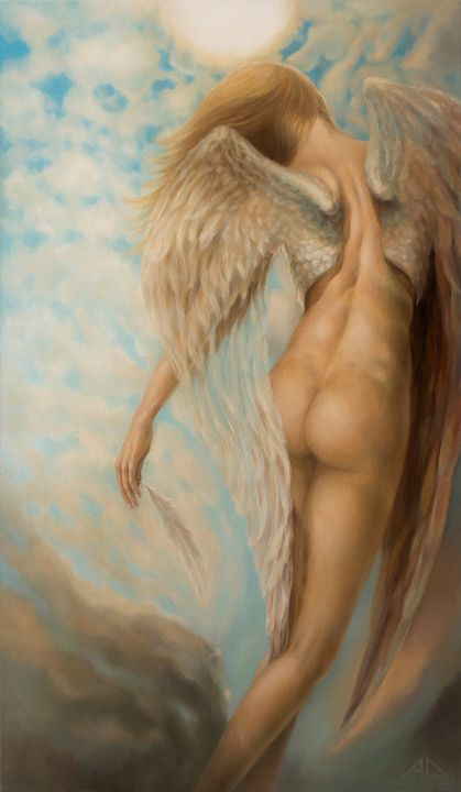 The Birth of Ease - Anna Dyachuk