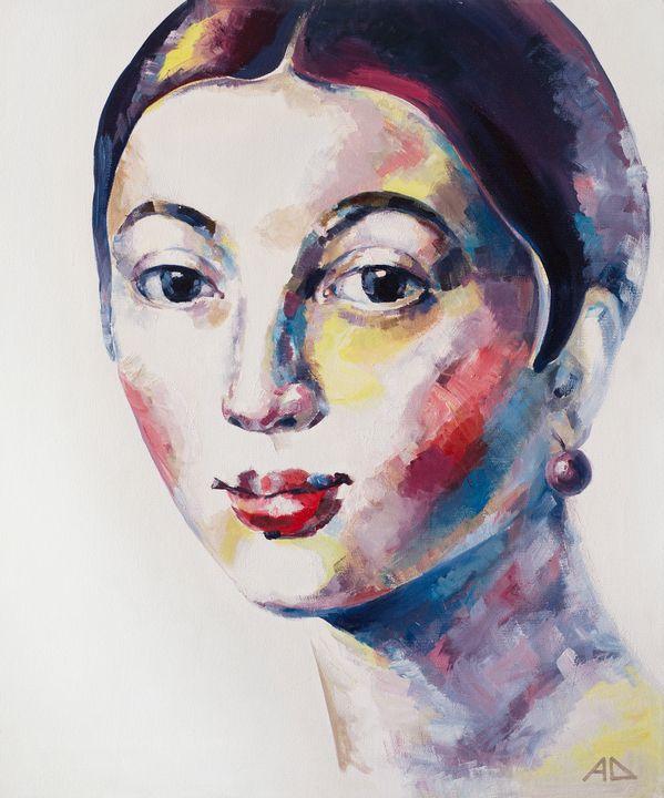 Mademoiselle Rivière - Anna Dyachuk