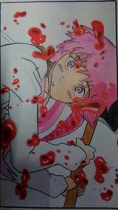 Gasai Yuno fan art