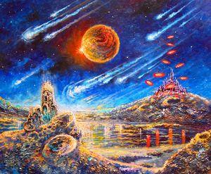 23rd century Terraforming the Moon B