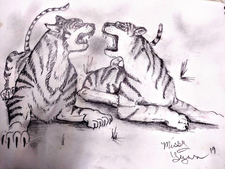 Fighting like Tigers - Missy Lynn Studios