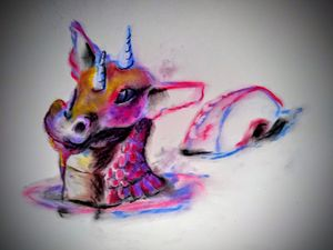 Dragoncorn