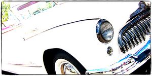 Classic 1947 Buick Super