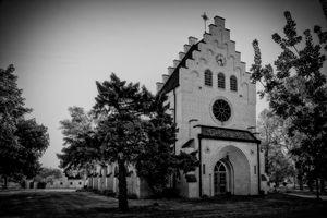 Tabor Chapel, Bethphage Mission - John Strong Arts