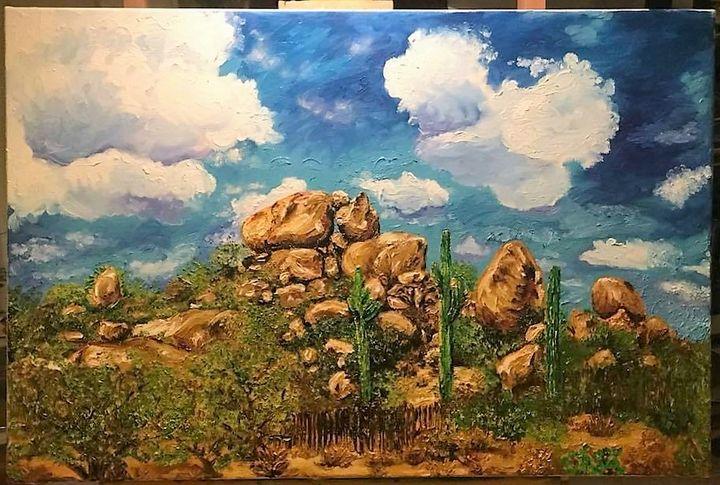 AZ Rocks - illustratedbyjeff