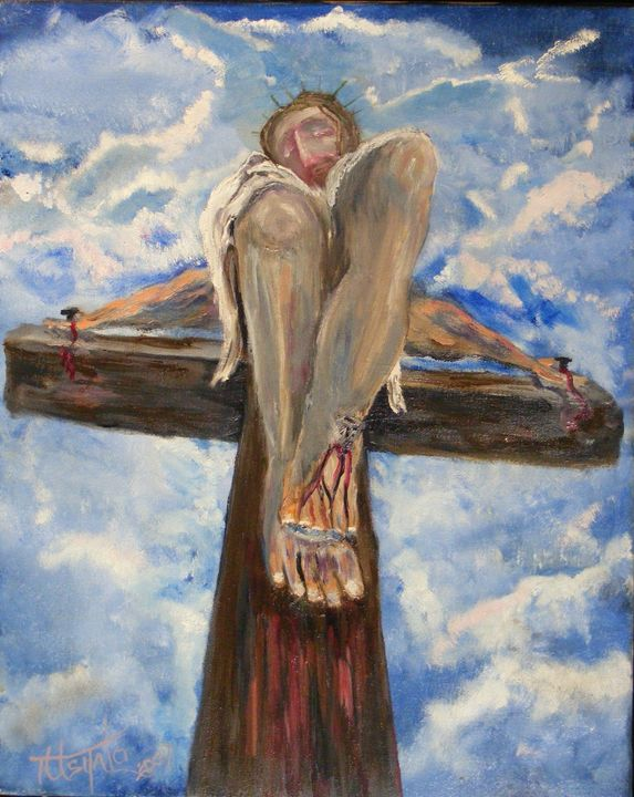 At the Foot of the Cross - TuSITALO - Thomas Usitalo