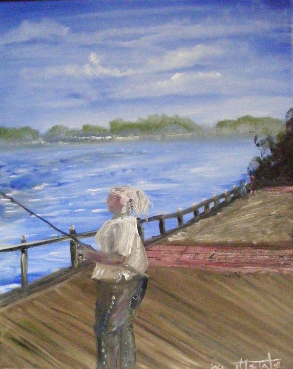 Fishing - TuSITALO - Thomas Usitalo