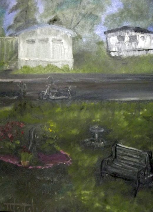 My Backyard - TuSITALO - Thomas Usitalo