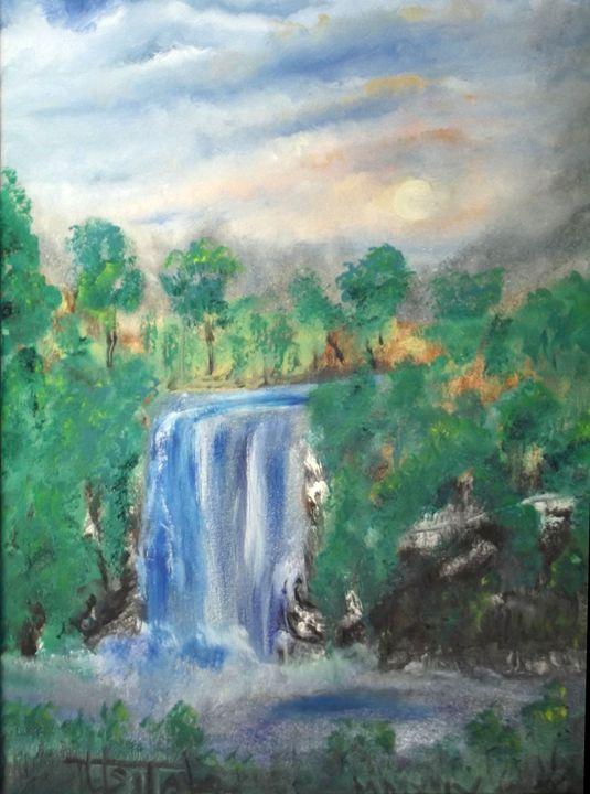 Waterfall - TuSITALO - Thomas Usitalo
