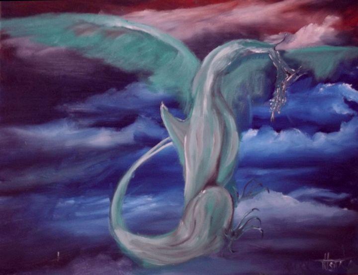 Dragon - TuSITALO - Thomas Usitalo