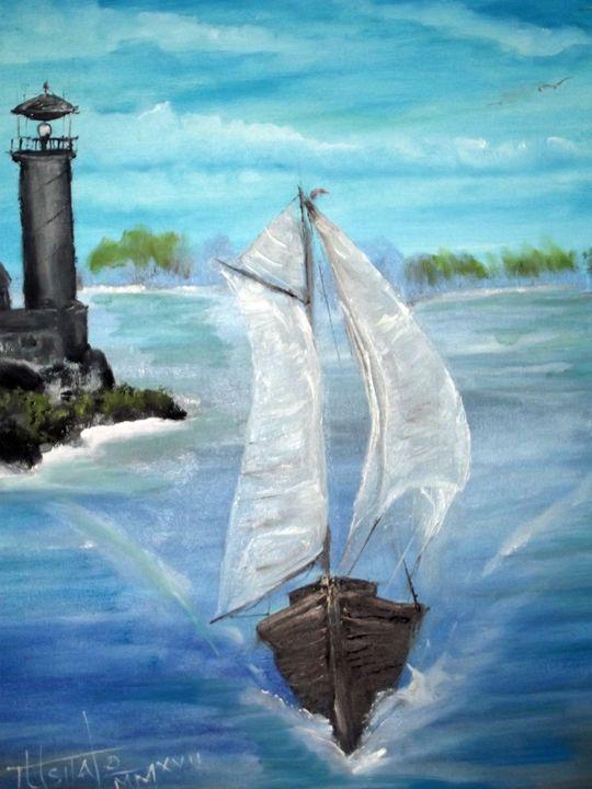 When My Ship Comes In - TuSITALO - Thomas Usitalo