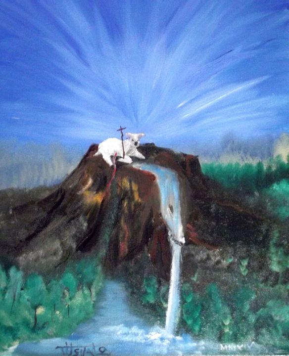 Agnus Dei (Lamb of God) - TuSITALO - Thomas Usitalo