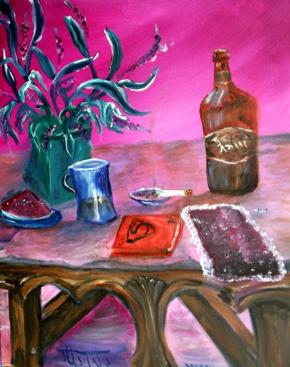 Still Life - Leftovers - TuSITALO - Thomas Usitalo