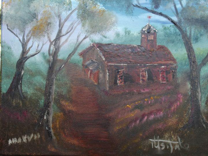 Country Church - TuSITALO - Thomas Usitalo