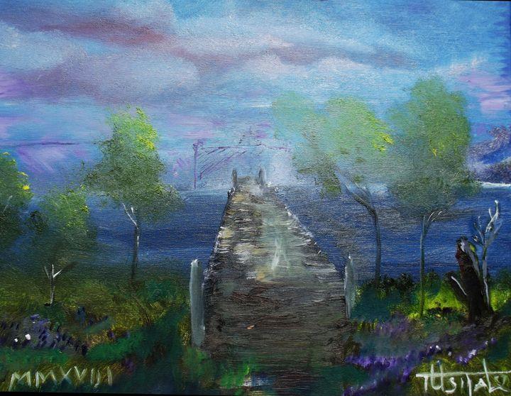 Over the Rainbow Bridge - TuSITALO - Thomas Usitalo