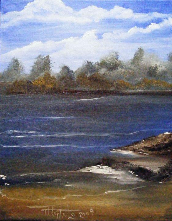 The Beach - TuSITALO - Thomas Usitalo