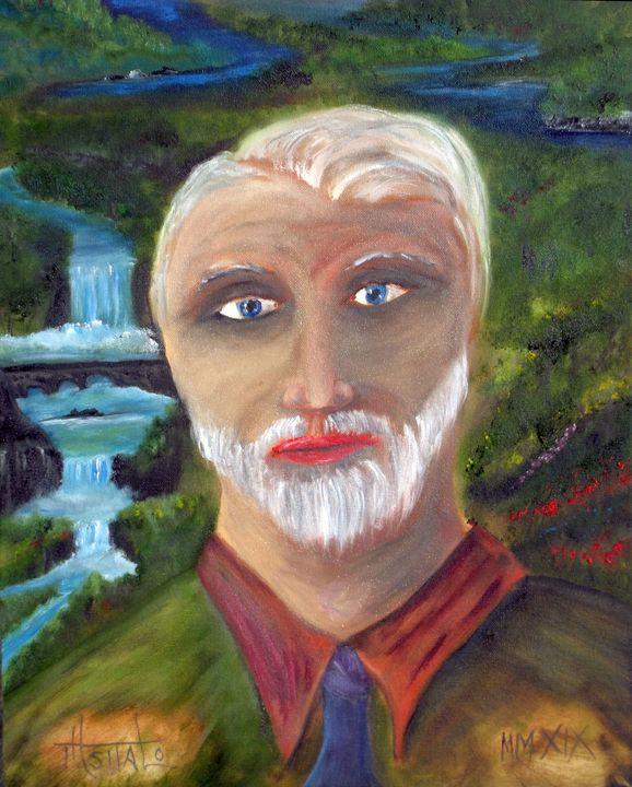 Portrait of the Artist - TuSITALO - Thomas Usitalo