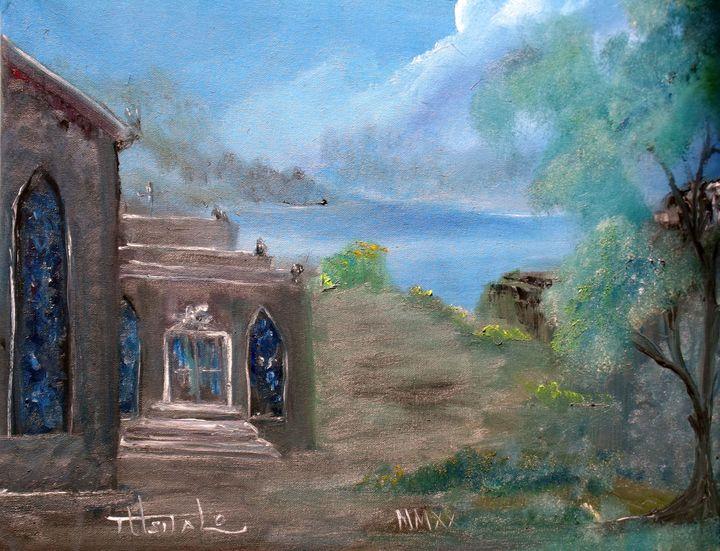House of God - TuSITALO - Thomas Usitalo