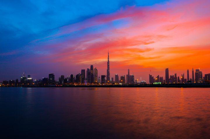 Beautiful Dubai - Ashfay