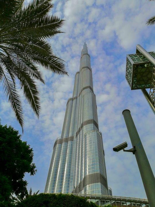Burj khalifa - Ashfay