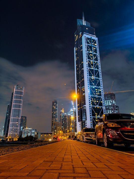 Skyscraper - Ashfay