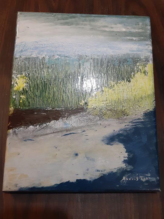 Edge of Pond 1 - Ellada
