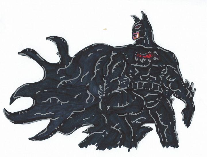 Im Batman ! - Wolf Crimson