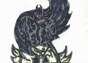Im still Batman !