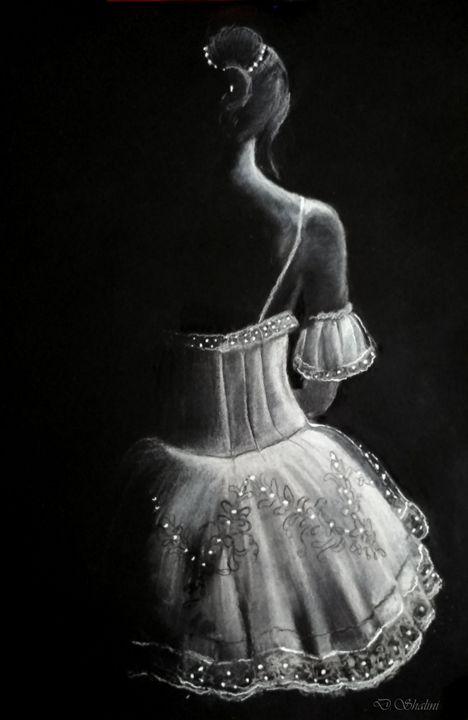 Woman in Dark - Shalini Dolai