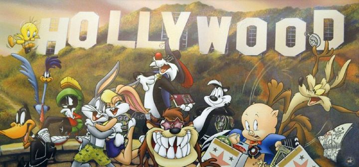 TOONS GO TO HOLLYWOOD! - Crk1971