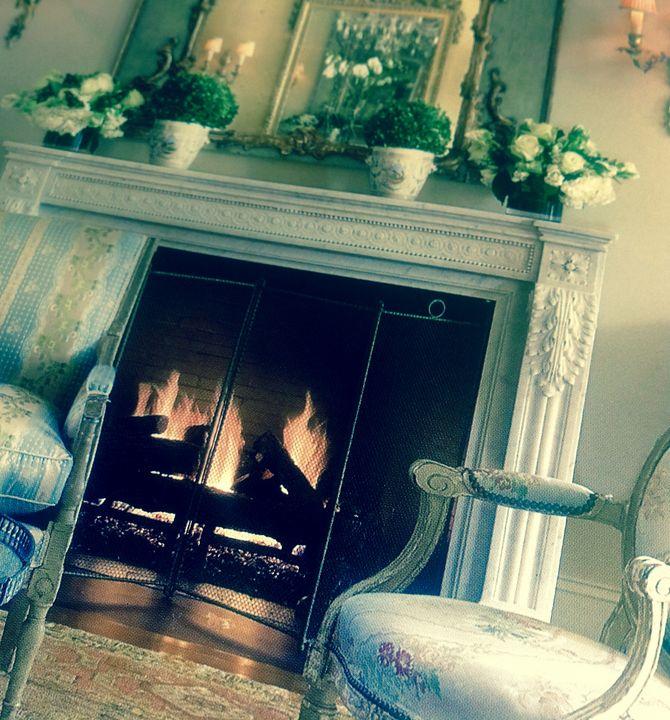 Fireside Slant - LadyJacqueline