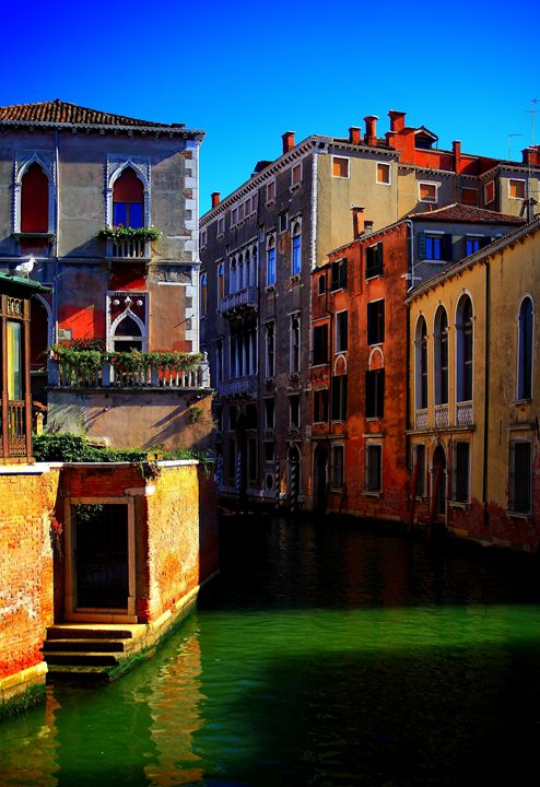 Canal - PhotoArt by Cokee