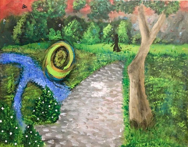 Early Adolescence - Alucinari Ndosberenovicz