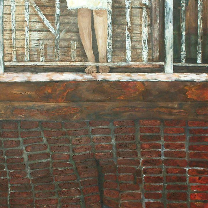 bricks - Art by Amber Gerhart
