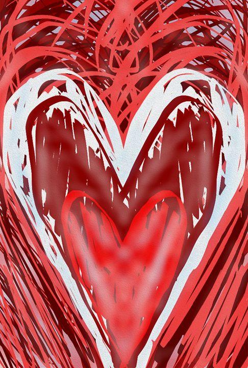 Hearts Infinite - SCROGART