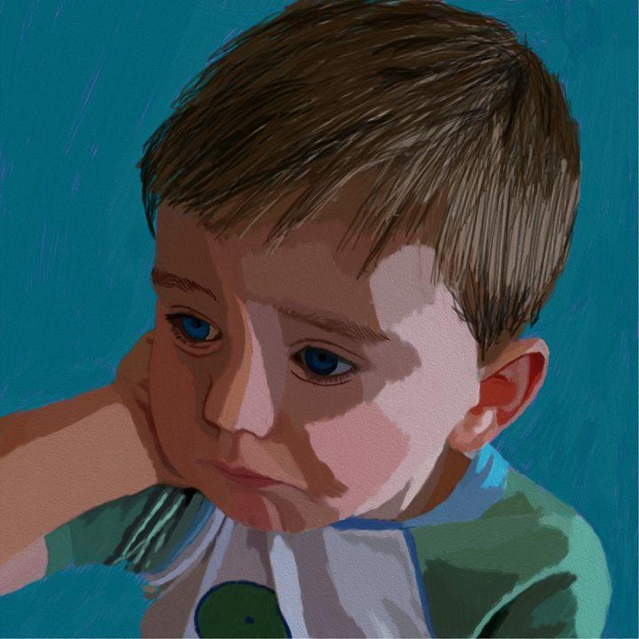 Sad Boy - SCROGART
