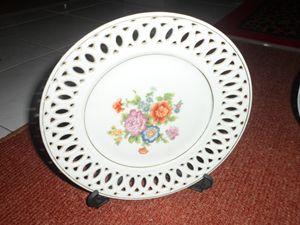 100 years handmade plate