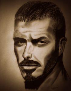 Beckham Sepia