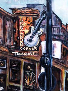 Nashville Broadway Legends Corner