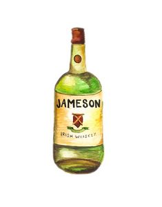Watercolor jameson