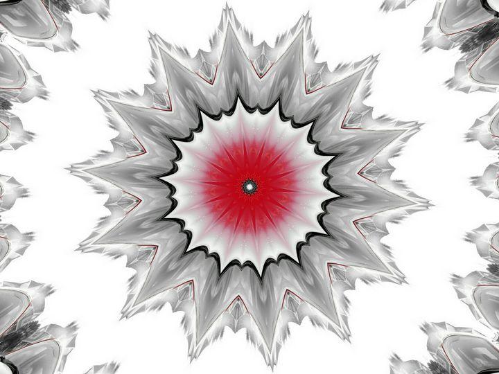 Red Flower - CatEyes