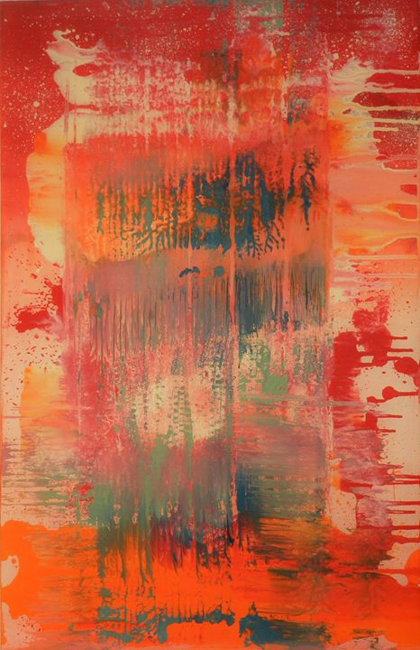 Untitled Abstract 10 - Emily Hayes