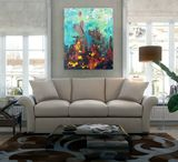 Original abstract painting