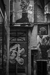 Ally Graffiti