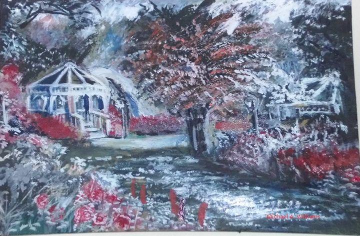 Hidden Paradise - Zing Artt Gallery