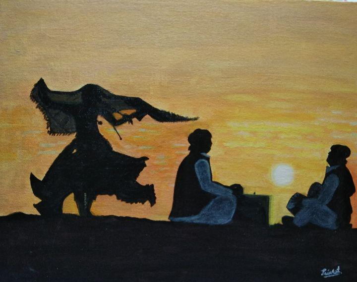 CultrualRajasthan - PriaArt