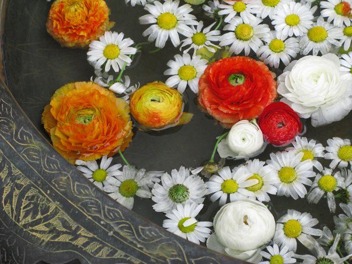 Flowers, Istanbul, Turkey - Steve Outram