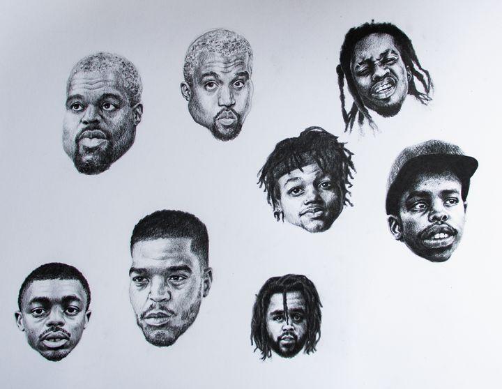 Hip Hop Heads - Paul Jäger